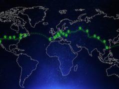 in 80 Tagen im Elektroauto um die Welt