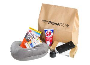 Amazon Prime now Lieferung