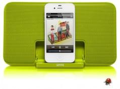 GEAR4 StreetParty Size 0 in Grün für iPod oder iPhone von Apple
