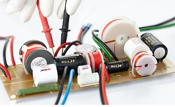 Anklang Lautsprecher Frequenzweiche