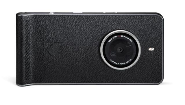 Kodak Ektra Smarphone