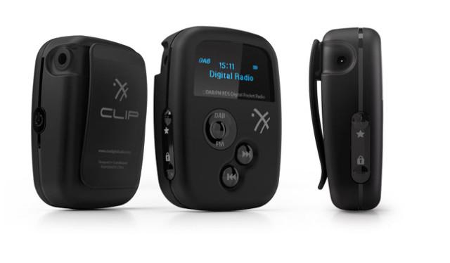 Digitalradio mit dem Oxx Clip