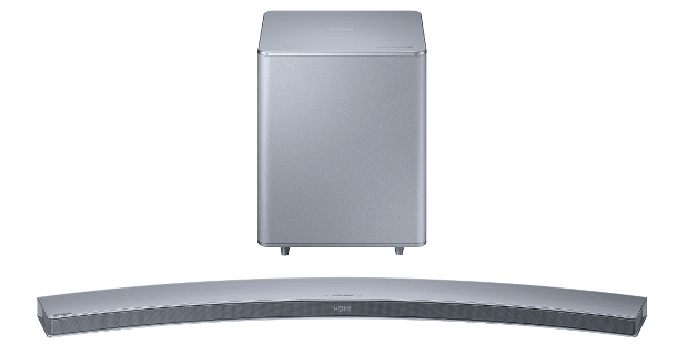 Samsung Soundbar für Curved TV