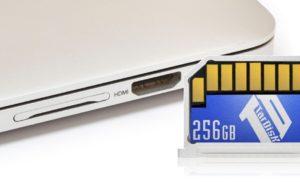Tardisk Speicherkapazität im Macbook