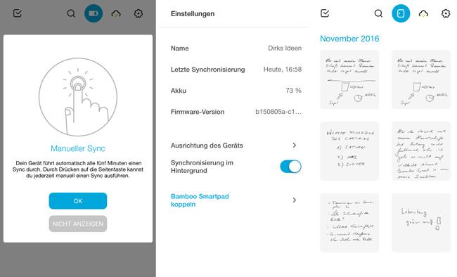handschrift digitalisieren ipad