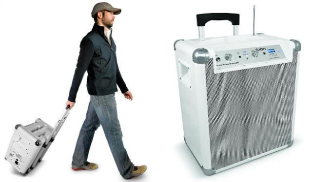 Lautsprecher Bluetooth Block Rocker