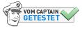 Vom Captain getestet