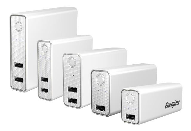 energizer powerbanks