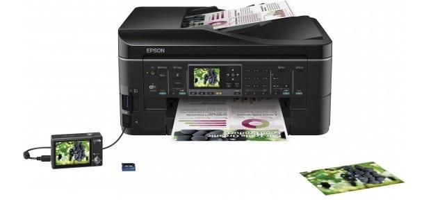 Multifunktionsdrucker Epson Stylus Office BX635FWD