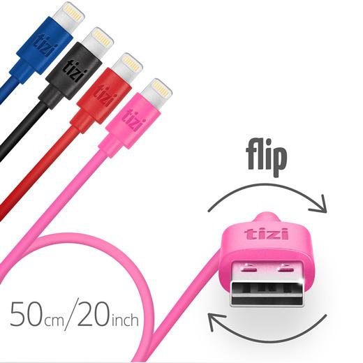 USB Kabel mit Lightning Anschluß