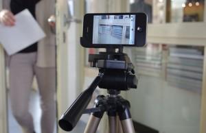 Fotohalter für das Smartphone - Glif