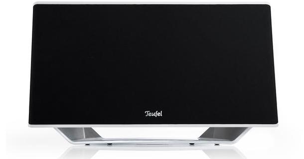 iTeufel Air empfängt per AirPlay die Audiosignale