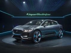 Konzept Jaguar I-Pace