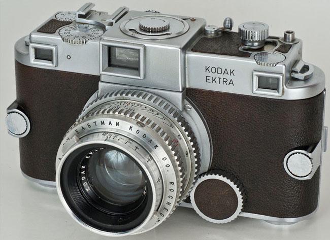 Kodak Ektra 1941
