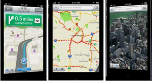 Maps in iOS 6