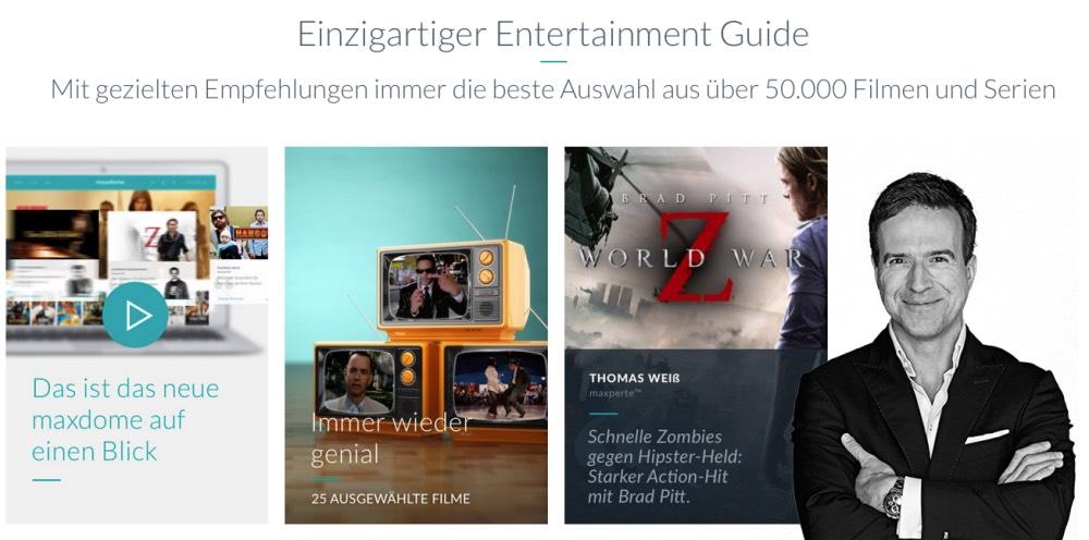 Masdome Entertainment Guide