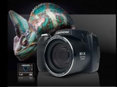 Digitalkamera von Medion bei Aldi Nord