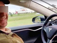 Youtube Video Autopilot Tesla Model S