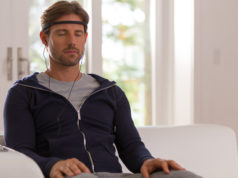 Meditation mit Muse Headband