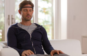 Meditation mit Muse Headband