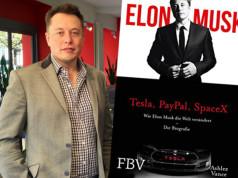 Biografie über Elon Musk