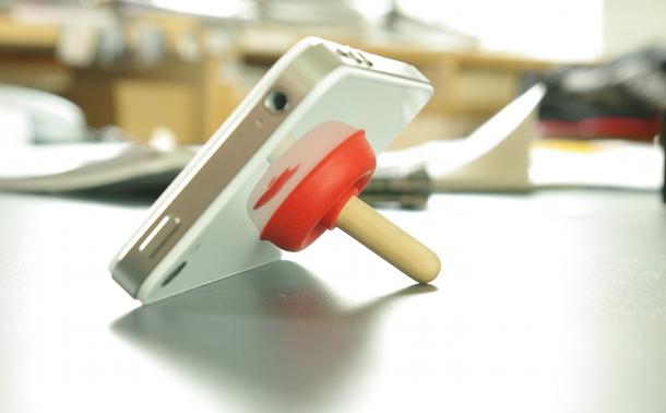 Der iPlunge für Smartphones (c) dk