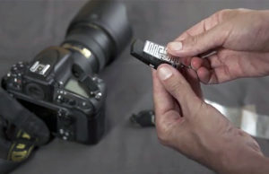 RFID Gear Eye