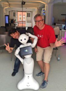 Roboter Pepper im Test