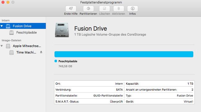 Tardisk fusion drive