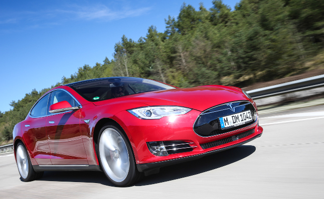 Tesla Model S (c) Wolfgang Groeger-Meier