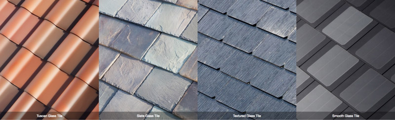 Solar-Dachziegel