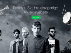 Wix Musik Digitalvertrieb